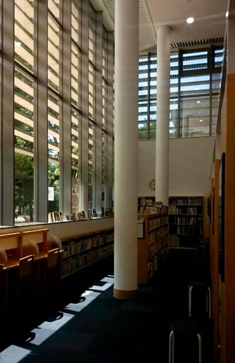 図書館 練馬 区